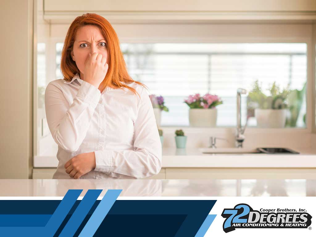 The Causes of Common HVAC Odors